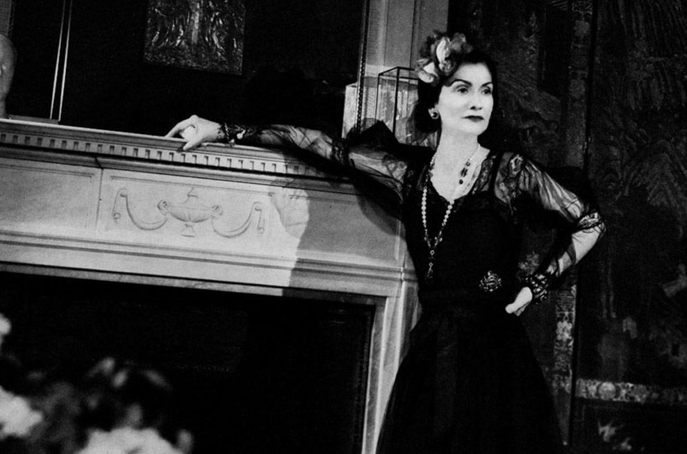Coco Chanel | 1921 | Photo: François Kollar