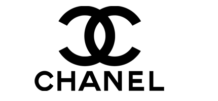 The Chanel logo, designed by Coco Chanel herself in 1925