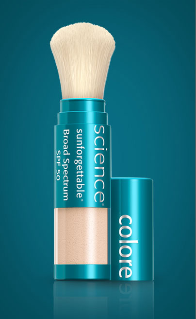 Sunforgettable | Mineral Sunscreen 30 & 50 | Image via Color Science