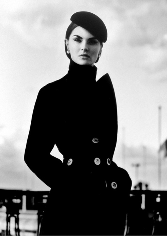 Christian Dior New Look, 1947; Photo: Style of the Case