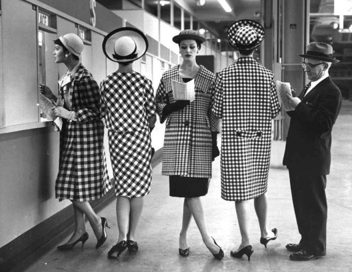 Photo: Nina Leen; 1958