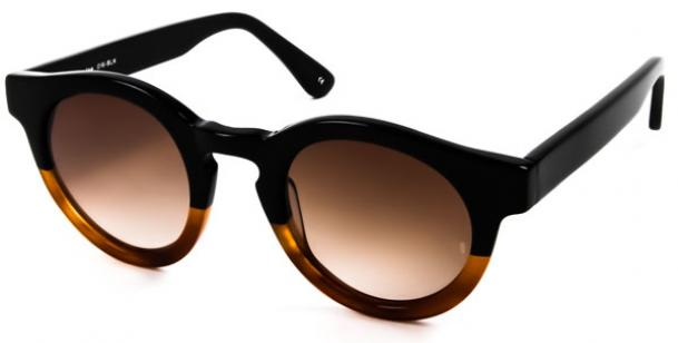 USA-Unisex-Brown-Gradient-Full-Rim-Sunday-Somewhere-SOELAE-SUN016BLKSUN-Sunglasses-in-Black-Tortoise