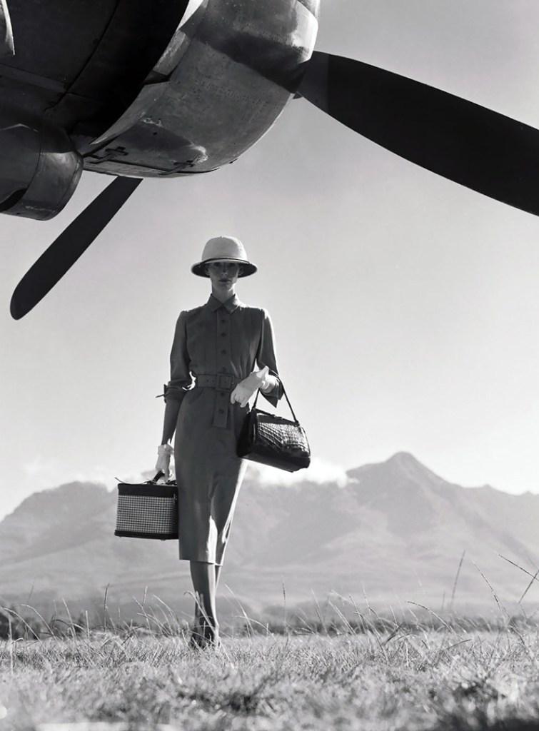 Photo:  Norman Parkinson, Vogue 1951