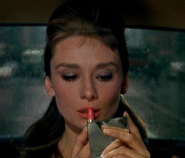 Audrey's Lipstick