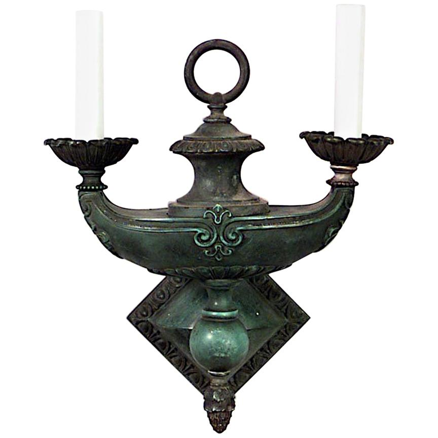 American Victorian Wall Sconce For Sale at 1stdibs on Victorian Wall Sconces id=15552