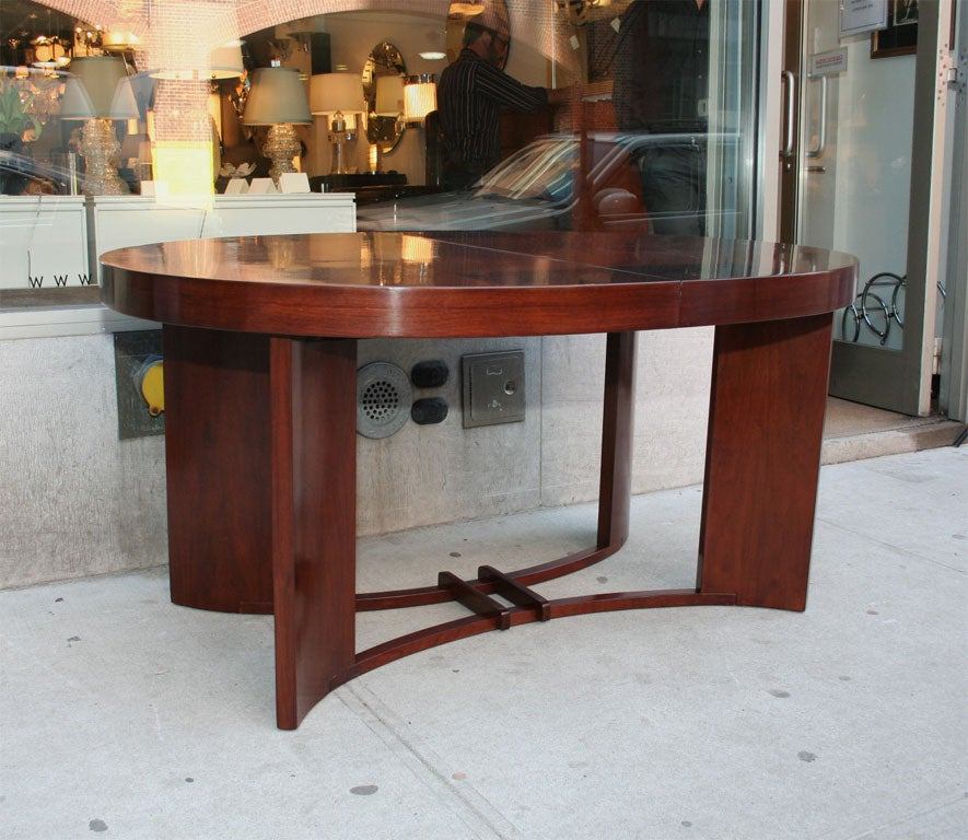 Walnut Dining Table By Gilbert Rohde For The Herman Miller