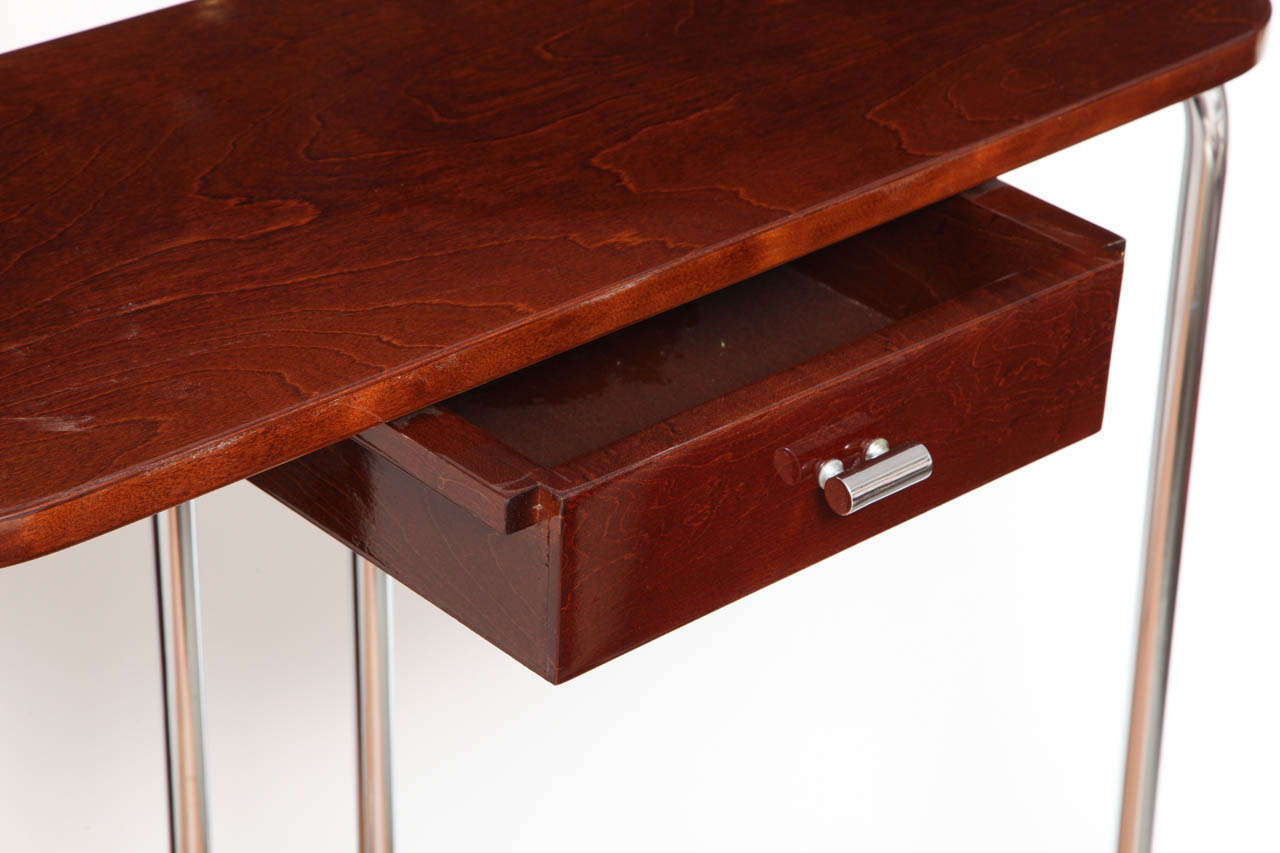 Art Deco Console By Howell At 1stdibs