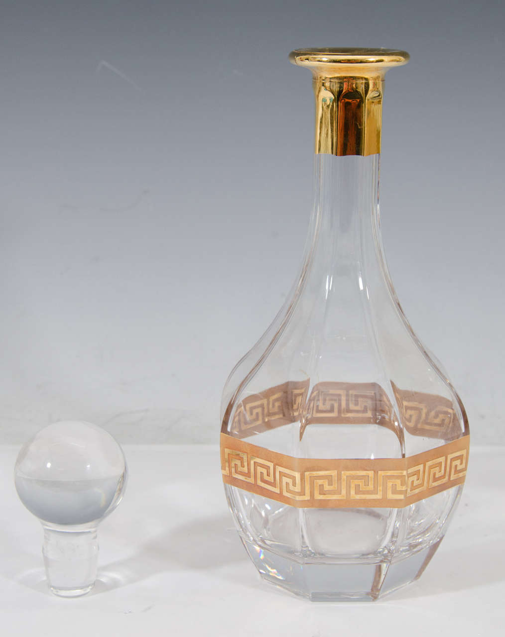Vintage Decanters Made Italy