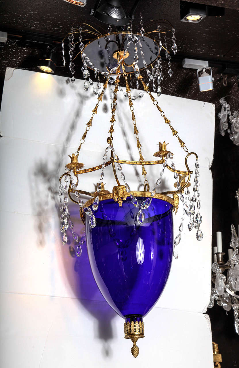 Lantern Style Pendant Lights
