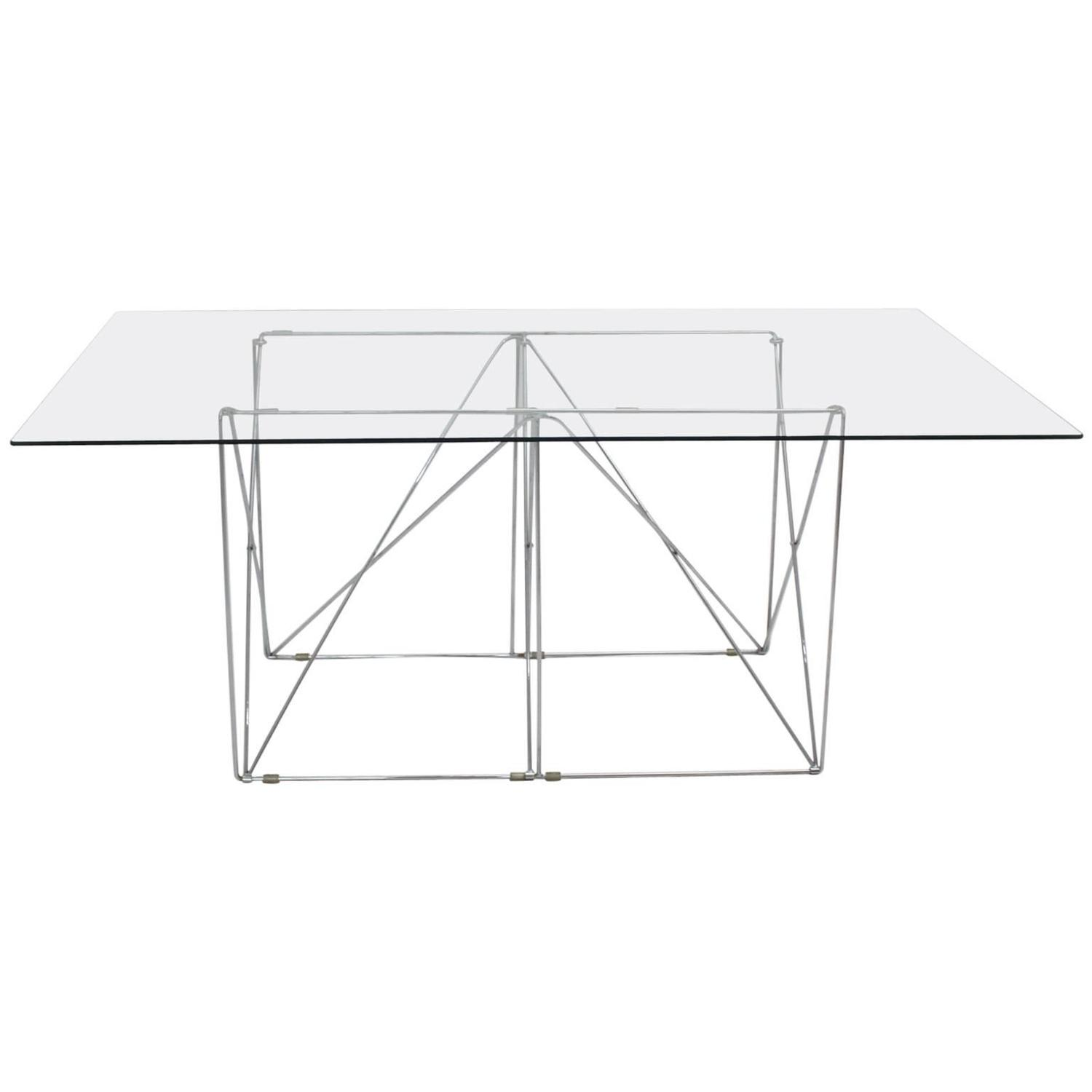 Dining Table By Max Sauze France Circa For Sale At