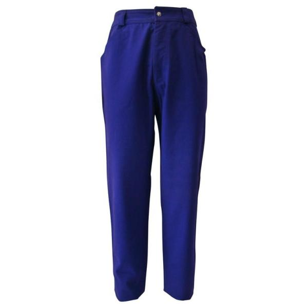 Istante By Gianni Versace Purple Jeans Fall 1992 For Sale ...