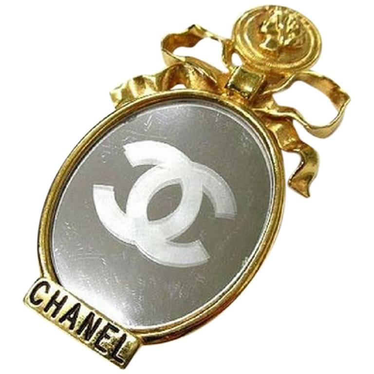 Coco Chanel Vintage Lion Jewelry