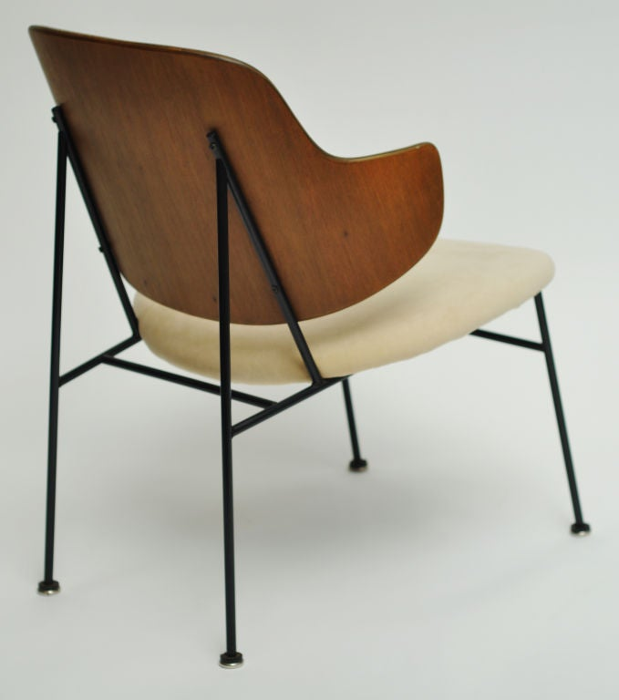 Pair Of Chairs By Ib Kofod Larsen At 1stdibs