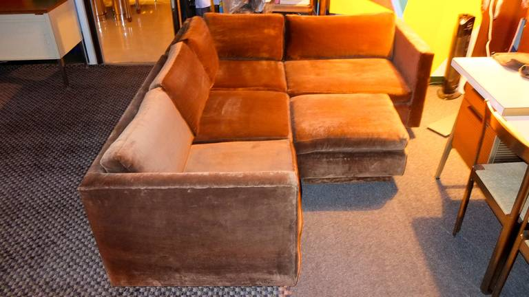 Small Three Piece Sectional