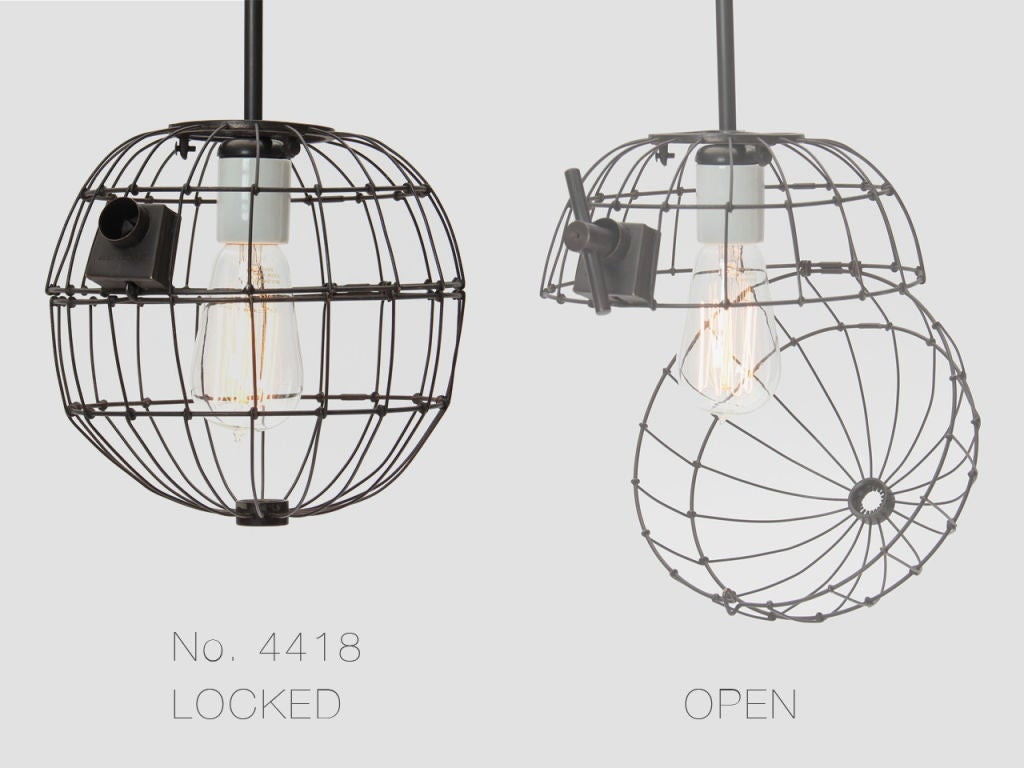 Cage Light For Sale At 1stdibs