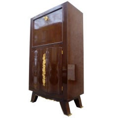 Jean Royre Ashtree Three Door Cabinet With Typical