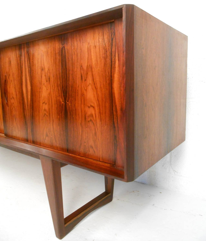Exquisite Mid Century Kurt Ostervig Style Rosewood
