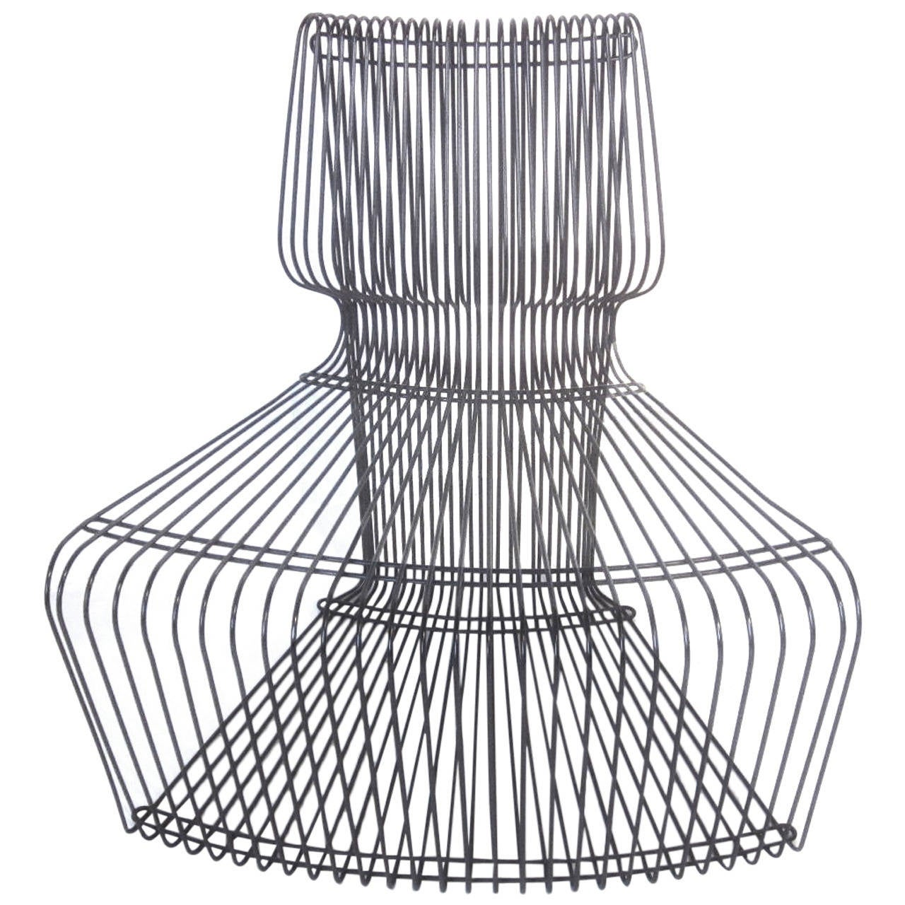 Verner Panton Pantonova Chair At 1stdibs