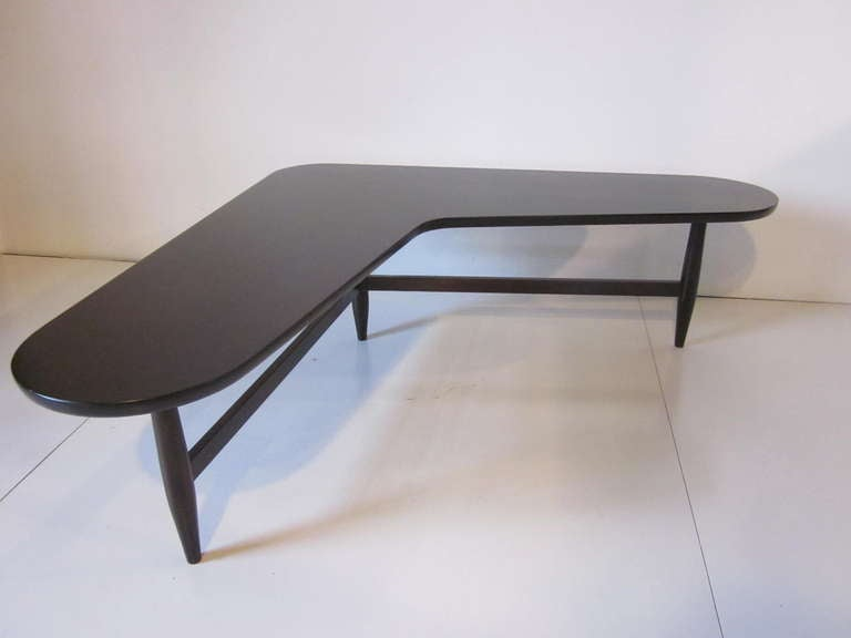 l shaped coffee table