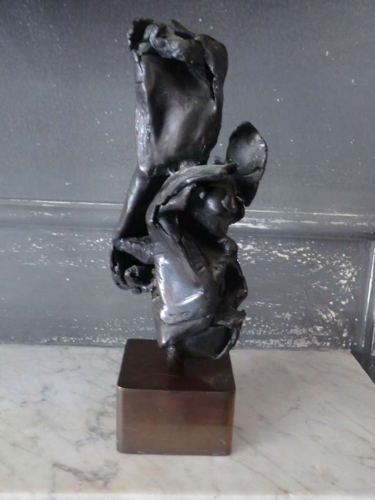 1970s French Bronze Sculpture At 1stdibs
