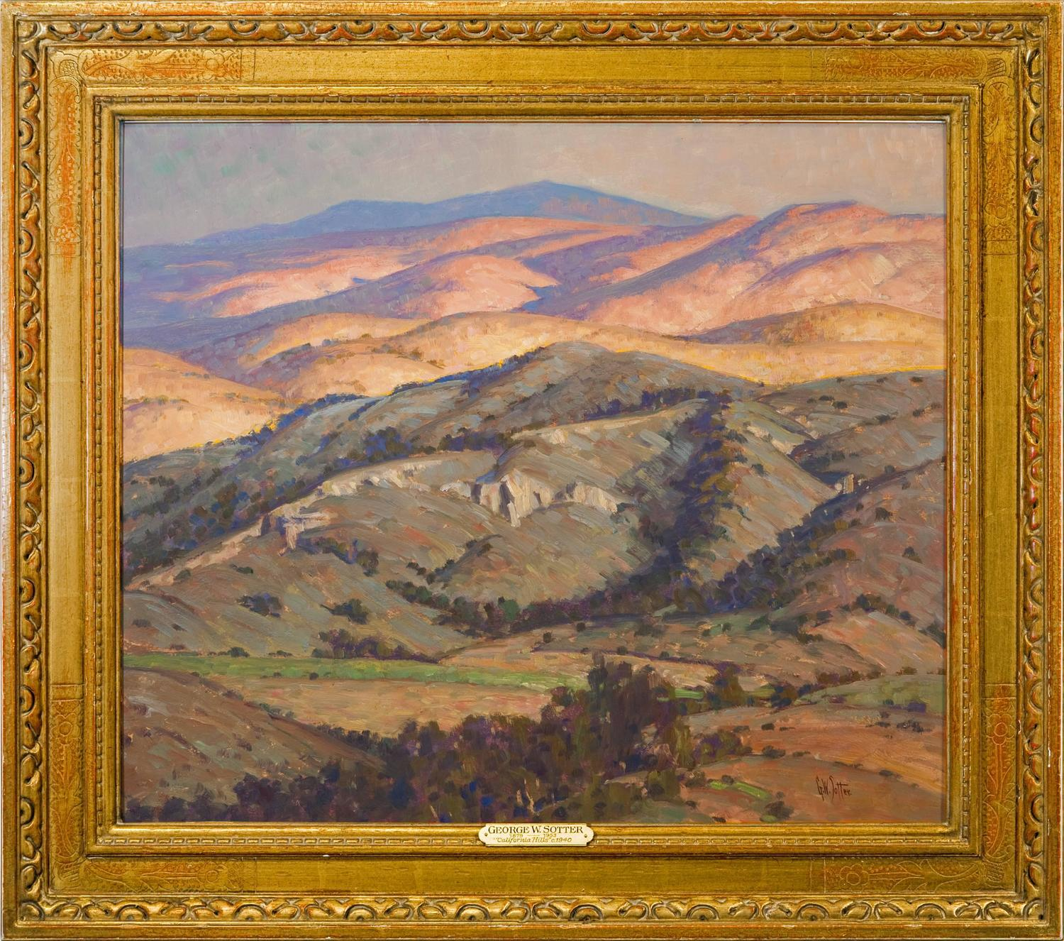 George William Sotter California Hills For Sale At 1stdibs