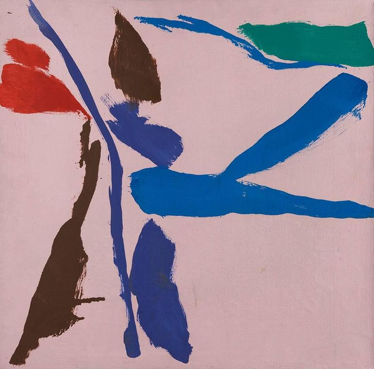 Ray Parker Untitled Painting For Sale At 1stdibs