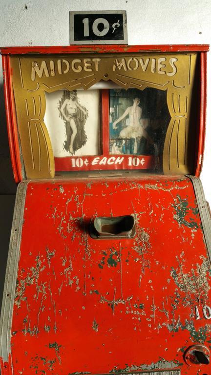 Art Deco Midget Movie Machine Capitol Projector