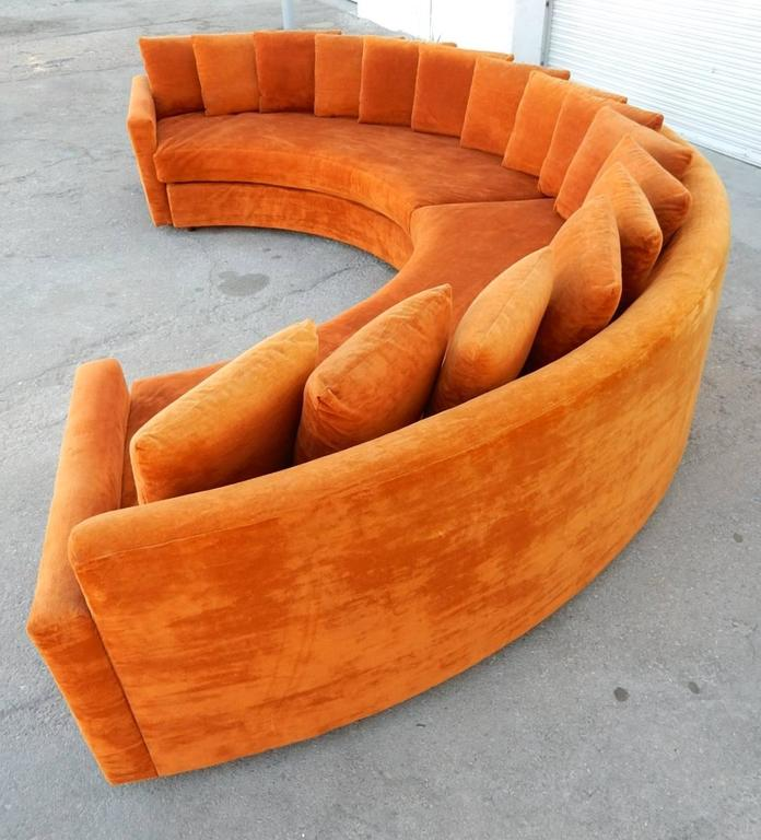 Large Sectional Chaise Lounge