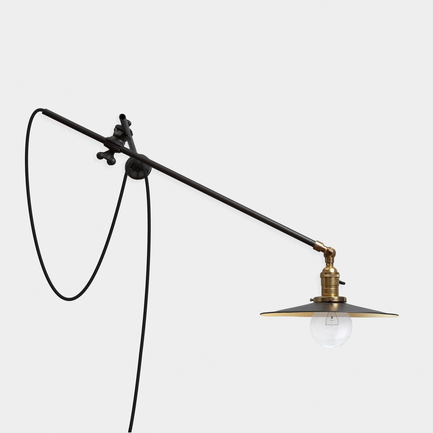 Industrial Wall Lamp For Sale At 1stdibs