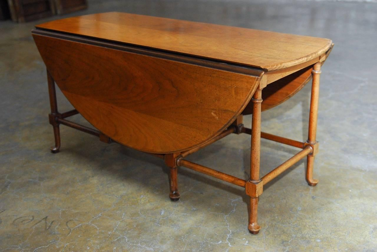 Queen Anne Coffee Table And End Tables