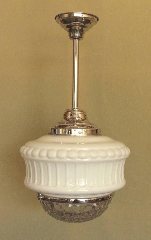 Large Bowl Pendant Light