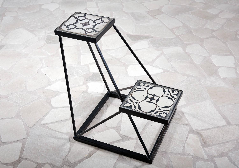 Duet Ensemble Pedestal By Francesco Della Femina For Sale