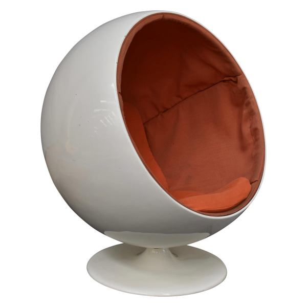 Ball Chair by Eero Aarnio  Finland  1963 For Sale at 1stdibs