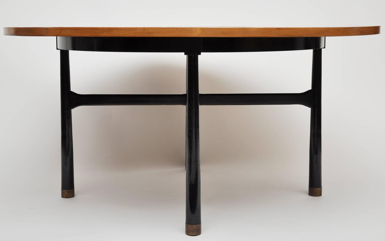 Harvey Probber Walnut Game Or Cocktail Table For Sale At