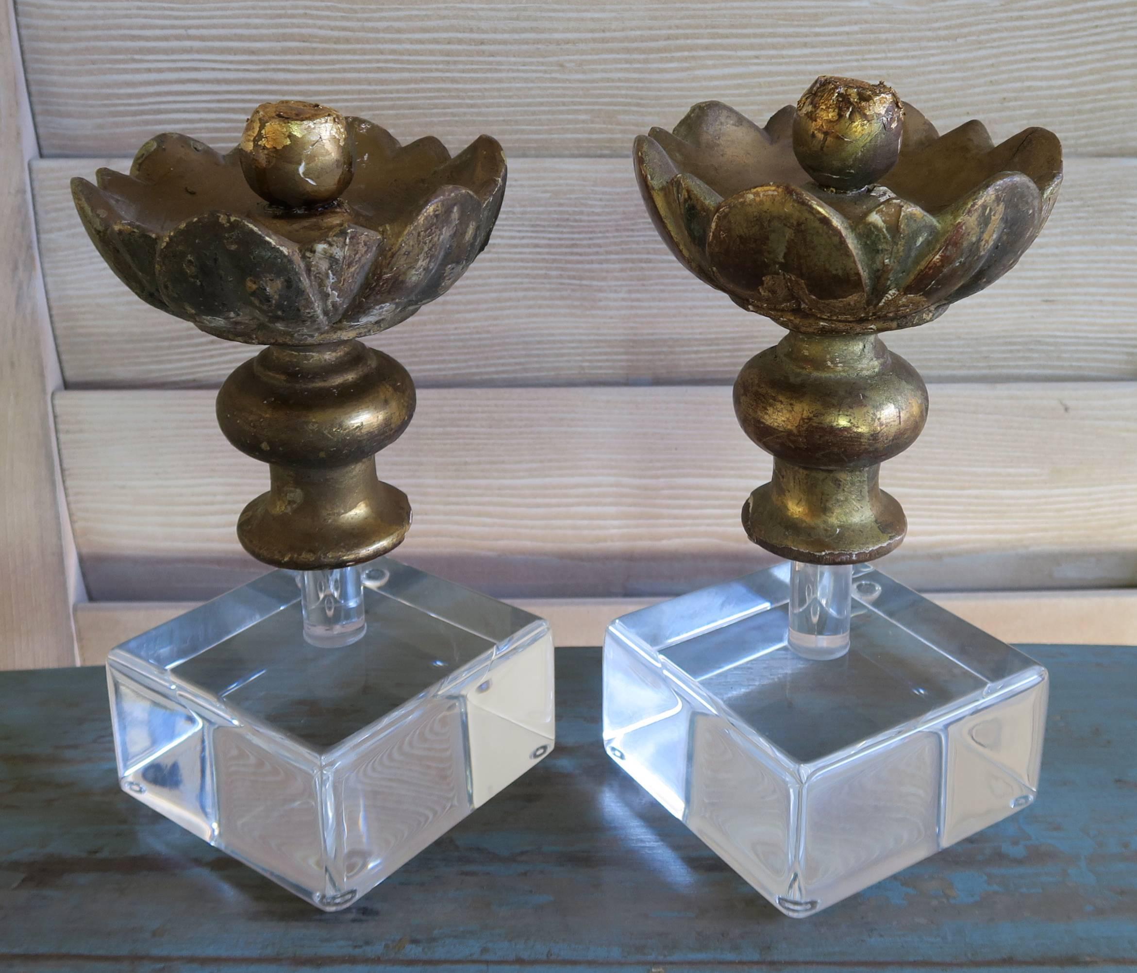 Table Top Decorative Finials