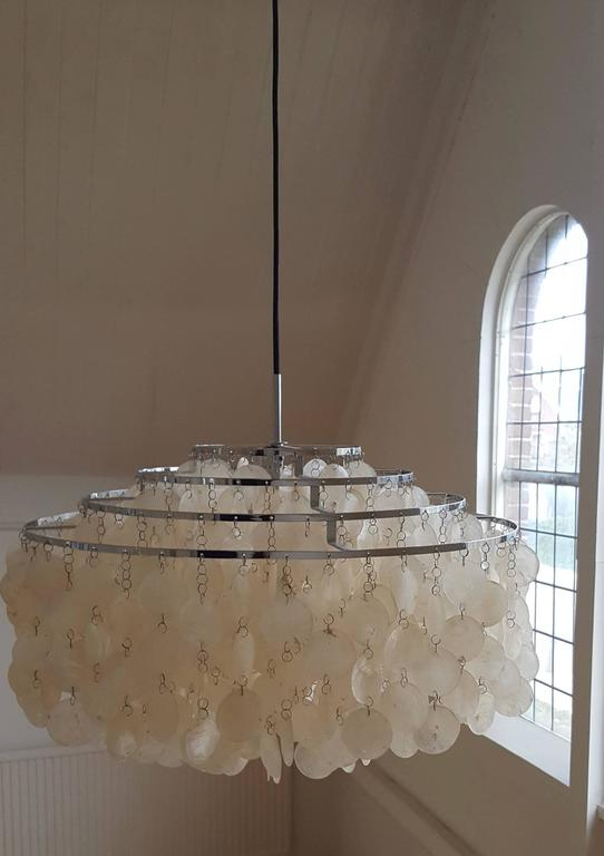 Mother Pearl Pendant Light