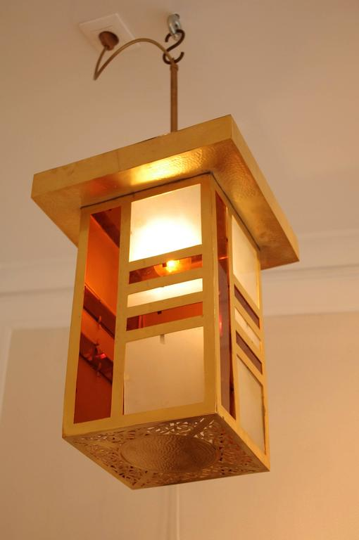 Moroccan Light Pendant