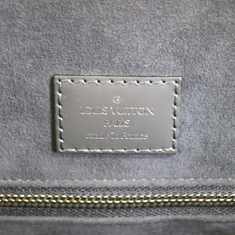 Brown Louis Vuitton Checkered Bag