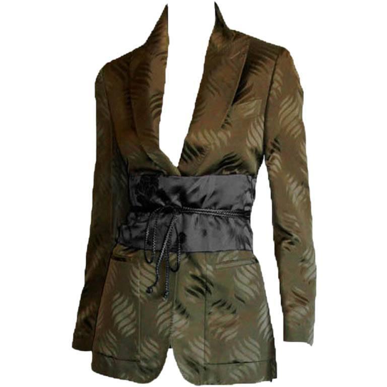 Gold Dress Fur Bolero Jackets
