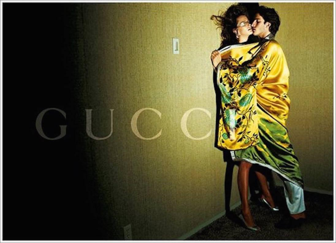 Museum Quality Tom Ford For Gucci Kimono Spring 2003 For