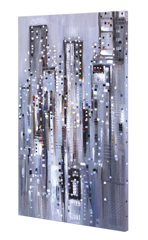 Philadelphia Vertical Canvas Art