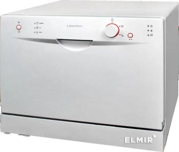 Посудомоечная машина Liberton LDW 5501 CW купить   ELMIR ...