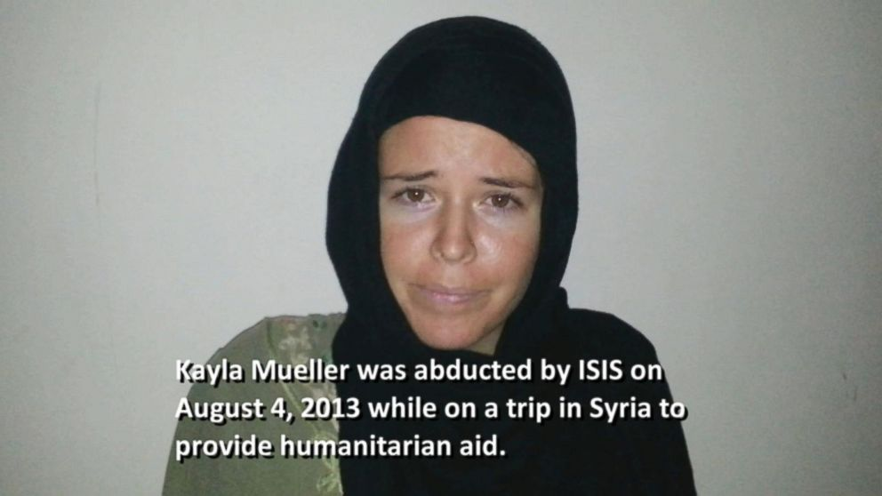 VIDEO: The Kayla Mueller Proof-of-Life Video ISIS Sent Her Parents