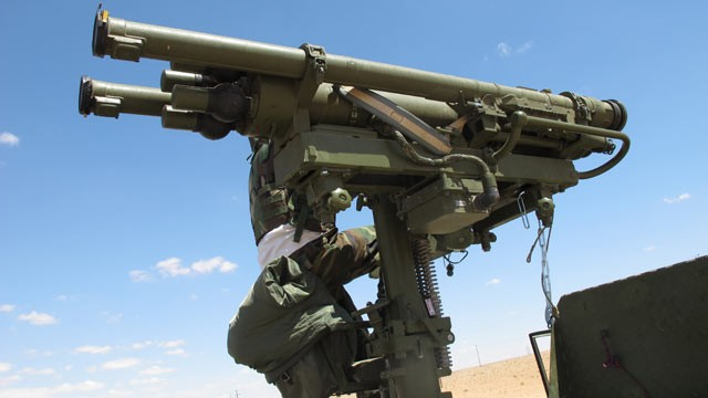 PHOTO:After the fall of Gadhafi's Libya, U.S. officials are concerned about the possible proliferation of thousands of portable surface-to-air missiles stockpiled in the country.