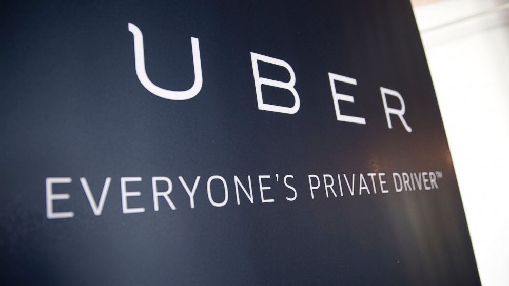Image result for Uber, signage, photos