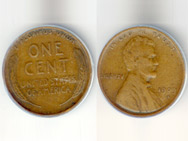 1909-S VDB Lincoln Head Penny