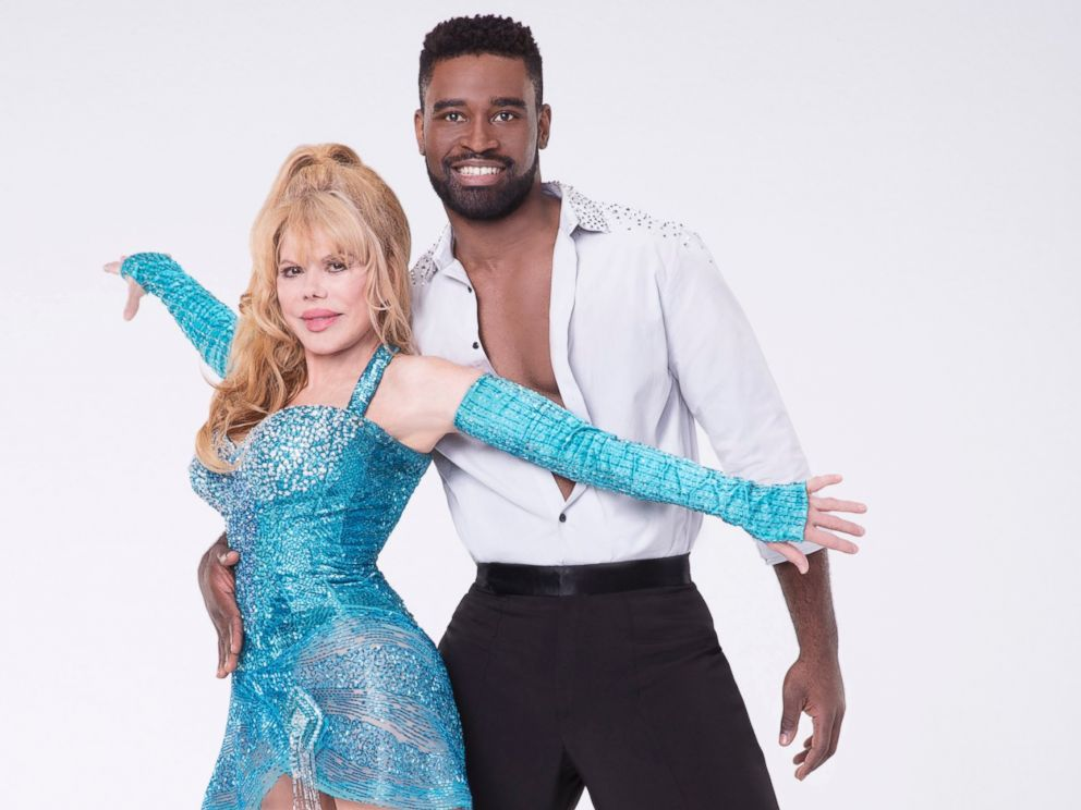 PHOTO: Charo will compete with pro Keo Motsepe on the new season of Dancing With the Stars.