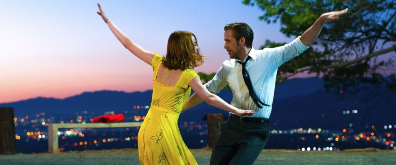 """La La Land' Leads Oscar Nominations. """