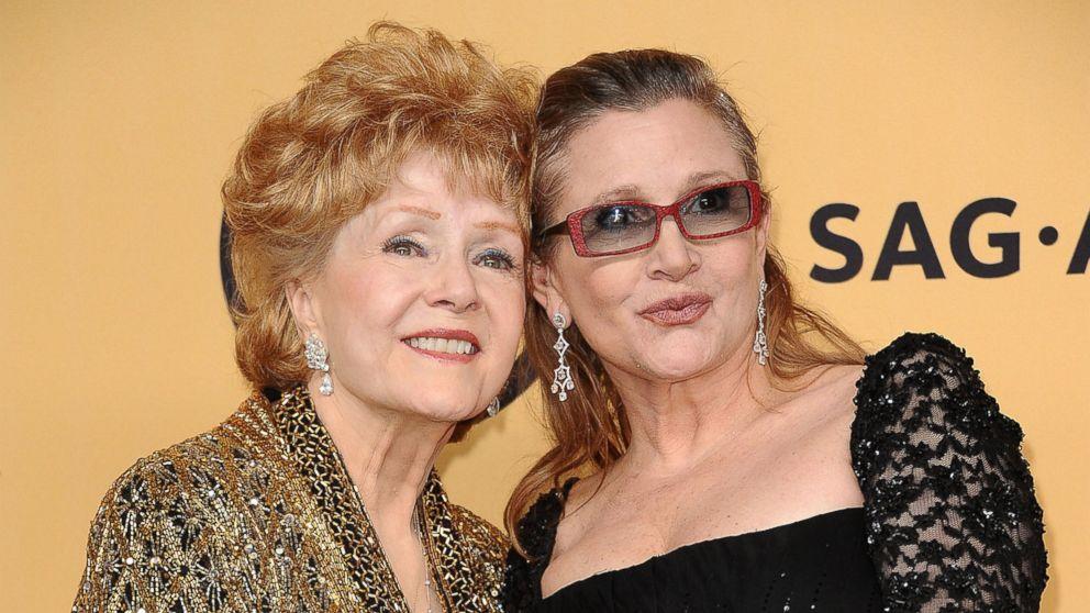 Resultado de imagen para Debbie Reynolds and Carrie Fisher