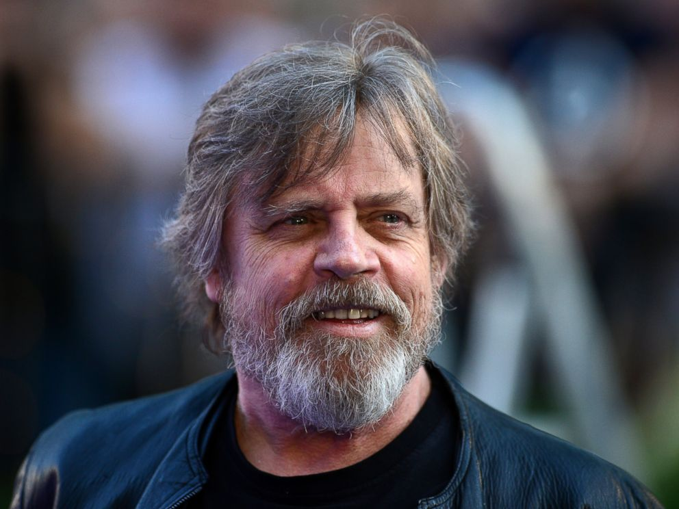 PHOTO: Mark Hamill attends the European premiere of Guardians of the Galaxy in London